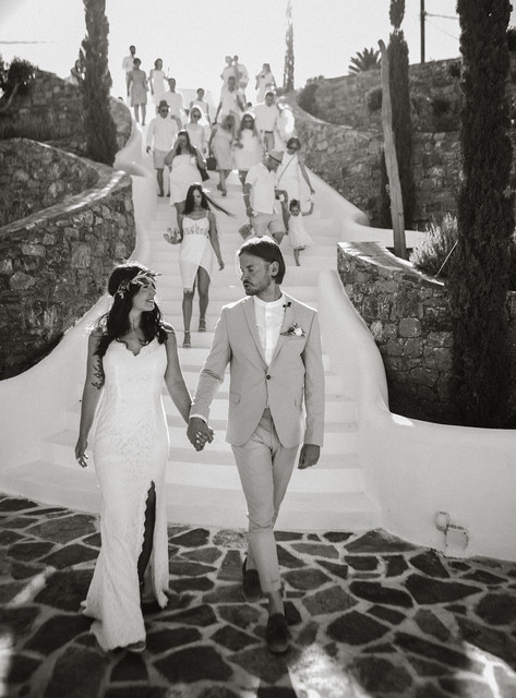 Wedding in Crete