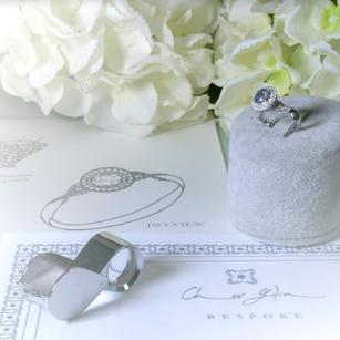 Bespoke Wedding Engagement Bands