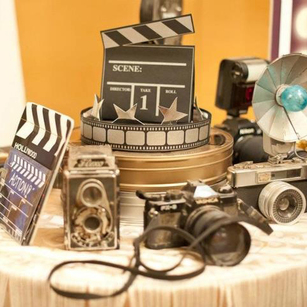 Hollywood Theme Wedding
