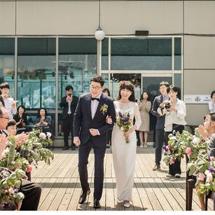 Chi suk & Eun hee