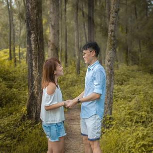 Jianjie & Jieshi