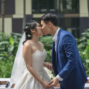 Spencer & Xin Ying