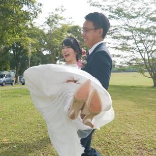 Kenneth & Zi Ying