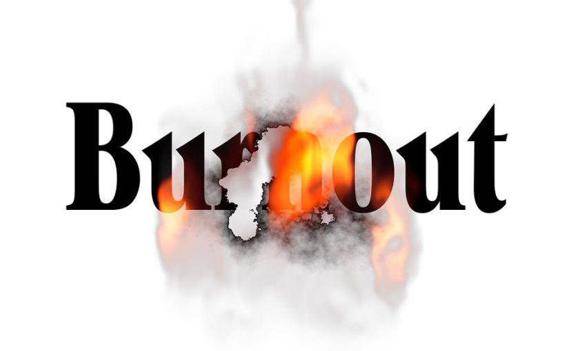 《Burnout這事兒(下)》