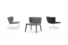 Wrapp Armchair by Marc Krusin for Viccarbe
