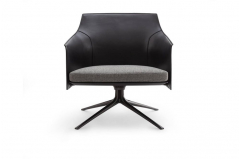 Stanford Armchair by J. M. Massaud for Poliform