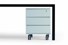 Progetto 1 - Chests of Drawers by Monica Armani for B&B Italia Project