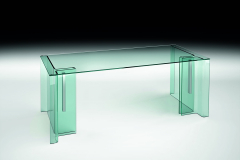 Luminare Desk by Roberto Paoli for Fiam Italia