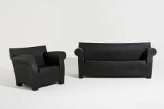 Bubble Club Sofa & Armchair by Philippe Starck for Kartell