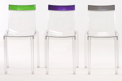 Hi-Cut Chair by Philippe Starck with Eugeni Quitllet for Kartell