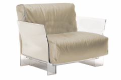 Pop Outdoor Sofa & Armchair by Piero Lissoni with Carlo Tamborini for Kartell