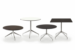 Sina Small Table by Uwe Fischer for B&B Italia Project