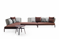 Ravel Sofa by Patricia Urquiola for B&B Italia