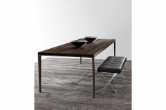Antares Table by Antonio Citterio for Maxalto