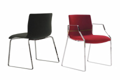 Ottochairs by Antonio Citterio with Nguyen Toan for B&B Italia Project