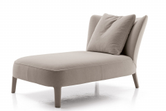 Febo Chaise Longue by Antonio Citterio for Maxalto