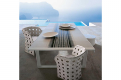 Canasta Table by Patricia Urquiola for B&B Italia