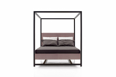 Alcova ACLB Bed by Antonio Citterio for Maxalto
