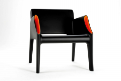 Magic Hole Armchair by Philippe Starck with Eugeni Quitllet for Kartell