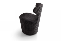 Mini Papilio Outdoor Armchair by Naoto Fukasawa for B&B Italia