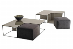 Area Coffee Table by Paolo Piva for B&B Italia