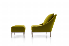 Jean Armchair by Antonio Citterio for B&B Italia