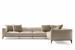 Aton Sofa by Carlo Colombo for Giorgetti