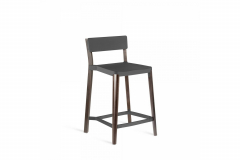 Lancaster Stool by Michael Young for Emeco