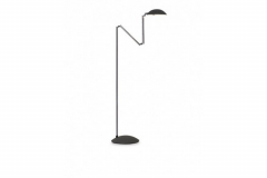 Orbis Floor Lamp by Herbert H. Schultes for ClassiCon
