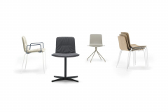 Klip Chair by Victor Carrasco for Viccarbe