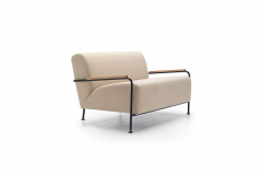 Colubi Sofa by RT Design for Viccarbe