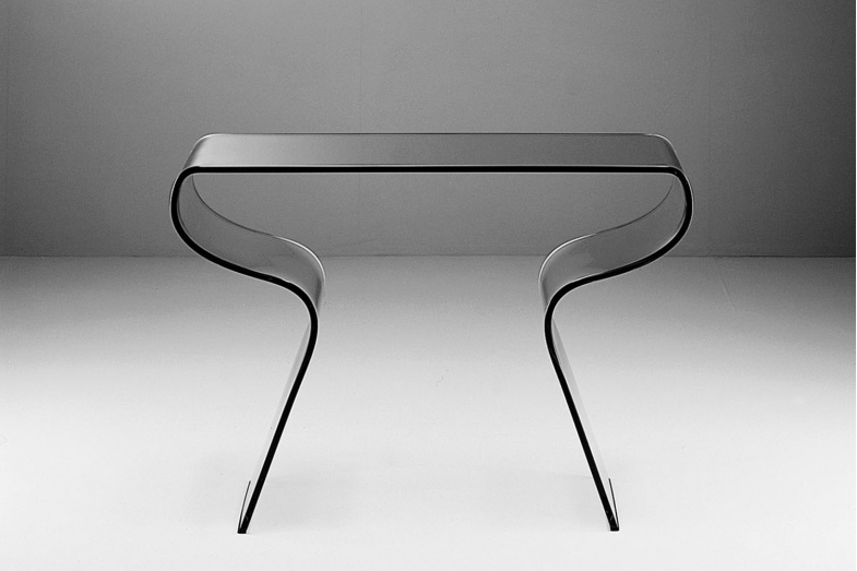 Charlotte De Nuit Bedside Table by Prospero Rasulo for Fiam Italia