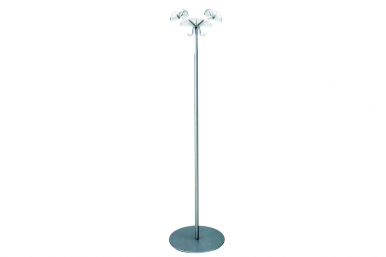 Alta Tensione Clothes Stand by Enzo Mari for Kartell