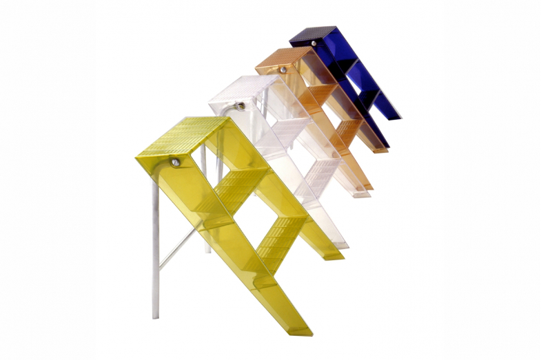 Upper Stepladder by Alberto Meda, Paolo Rizzatto for Kartell