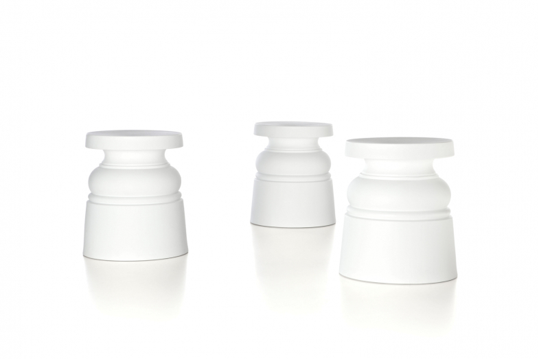 Container Stool New Antiques by Marcel Wanders for Moooi
