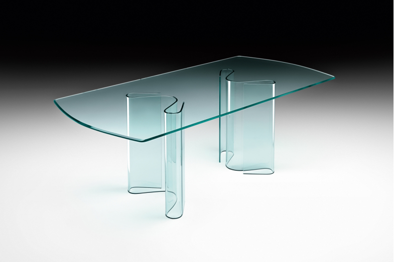 Sahara Table by Bartoli Design for Fiam Italia