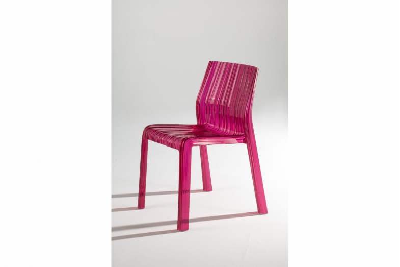 Frilly Chair by Patricia Urquiola for Kartell