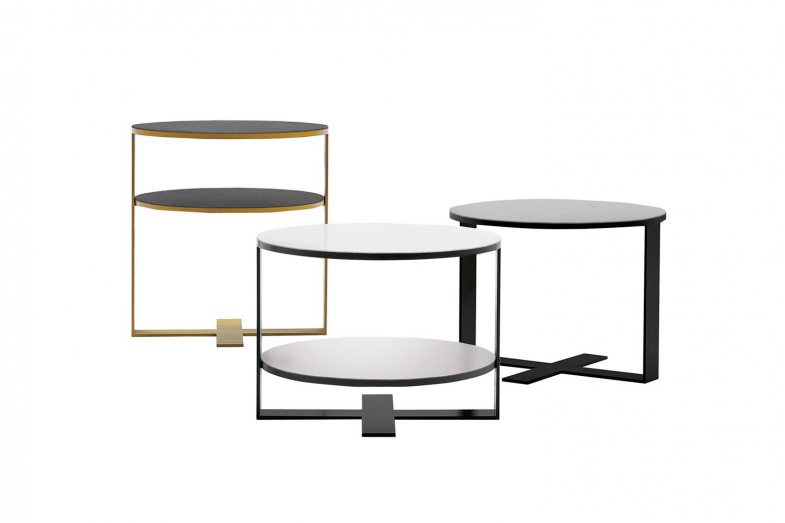 Eileen Small Table by Antonio Citterio for B&B Italia