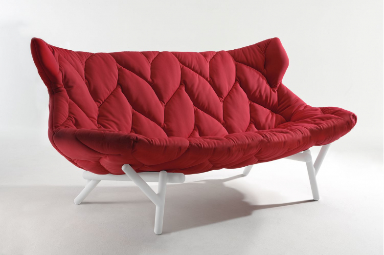 Foliage Sofa by Patricia Urquiola for Kartell