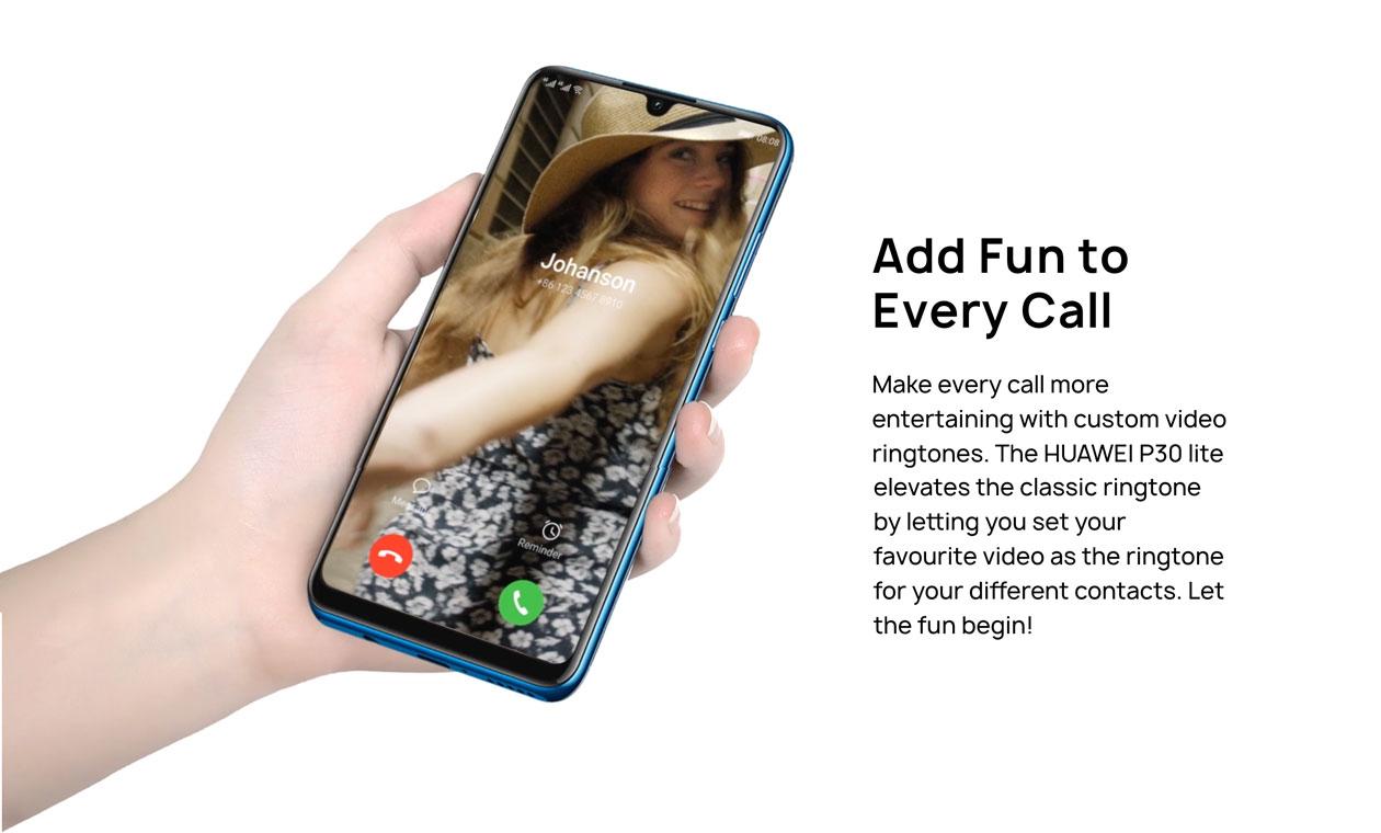 Huawei P30 Lite Smartphone