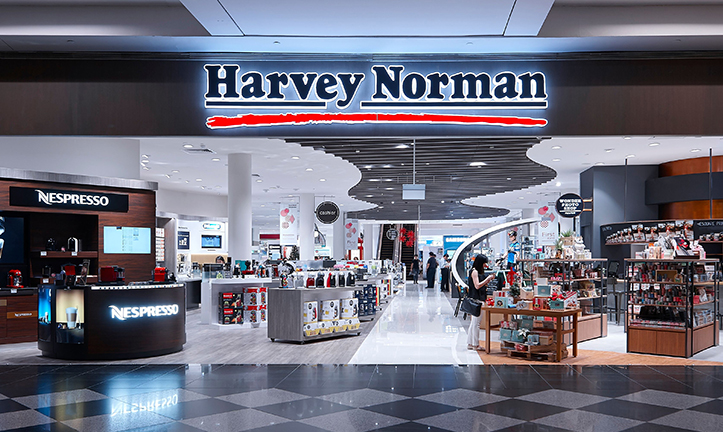 Store Finder Harvey Norman Singapore