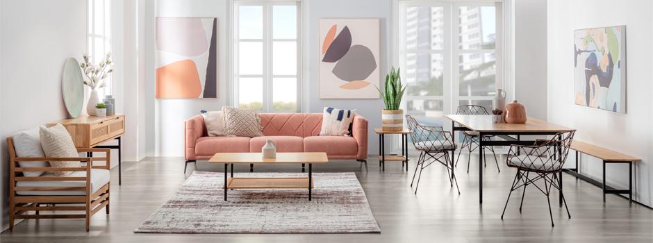 Living Room Sofa in Malaysia