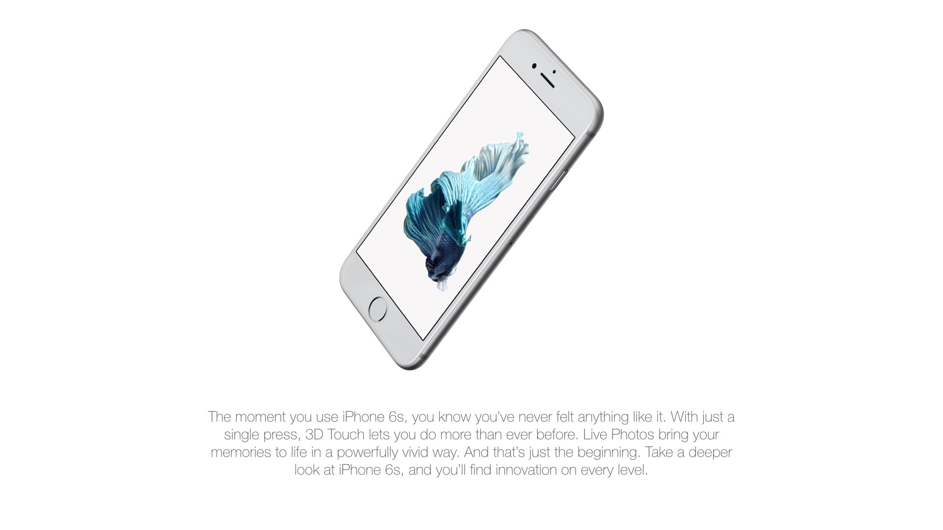 Iphone 6s Overview Harvey Norman Malaysia