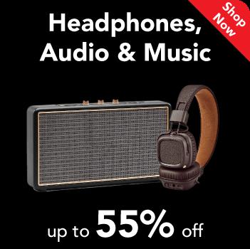 Headphone, Audio & Music
