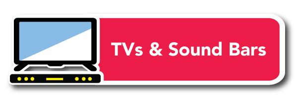tvs and soundbar