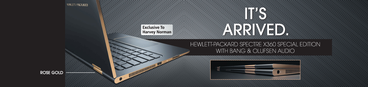 Hp Spectre X360 Special Edition Harvey Norman Malaysia