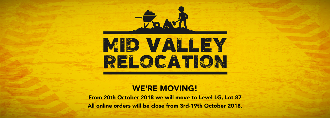 announcement on mid valley relocation harvey norman malaysia