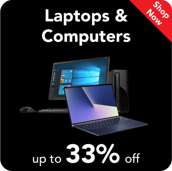 Black Friday Sale : Laptops & Computers