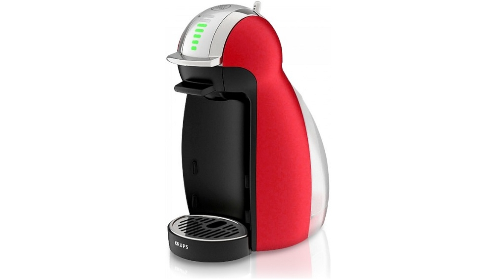 krups dolce gusto genio 2 automatic coffee machine red harvey norman malaysia. Black Bedroom Furniture Sets. Home Design Ideas