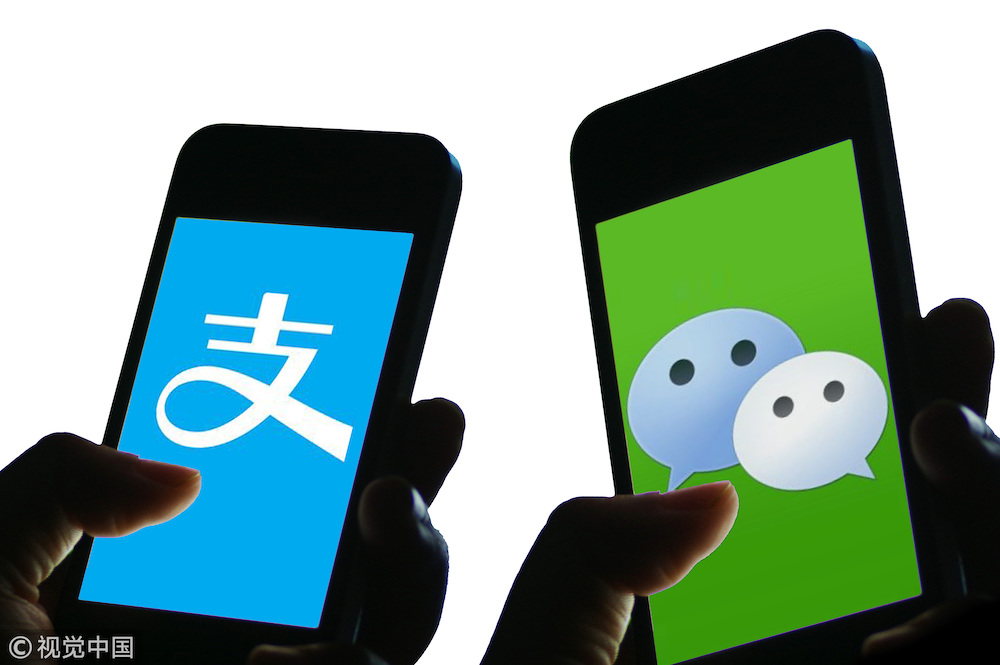 Alipay versus WeChat Pay: a 5-year battle between Chinese